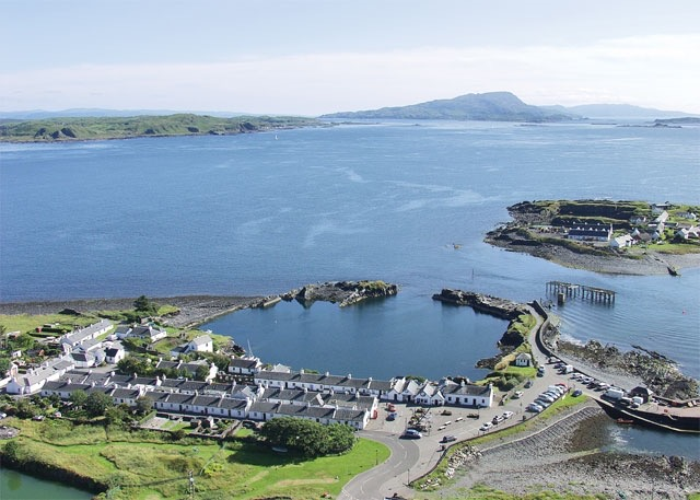 Ellenabeich, Easdale, Luing, Scarba and Jura